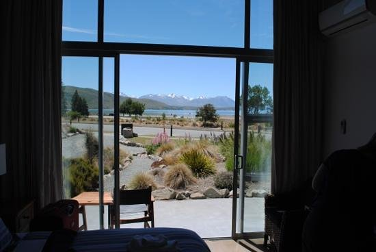 Three Rivers Lodge: awesome views to wake up to