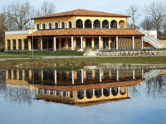 Ristorante Palladio: Außen hui, innen auch