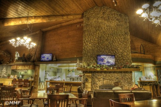 Pyramid Lake Resort: Restaurant
