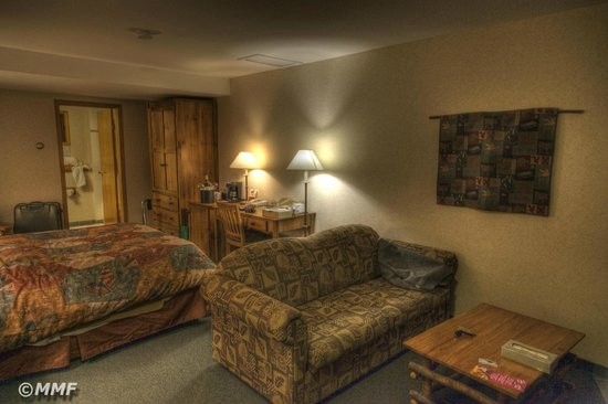Pyramid Lake Resort: Room