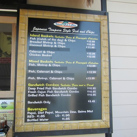 Real Fish And Chips Long Island