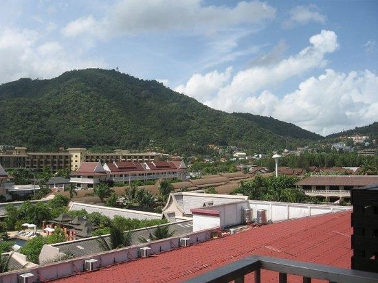"""Sugar Marina Resort - FASHION: view from the balcony of """"the big Buddha"""" (it's far in the distance!)"""
