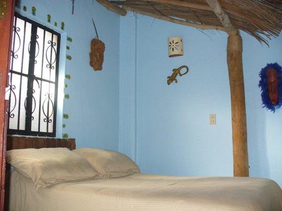 La Casa Descanso : palapa