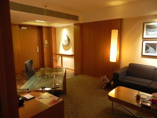 Grand Hyatt Singapore: suite
