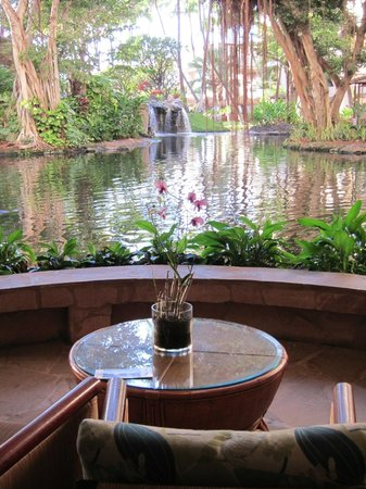The Westin Maui Resort & Spa: Lobby