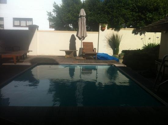 Roofers Nest Guest House: The Pool area