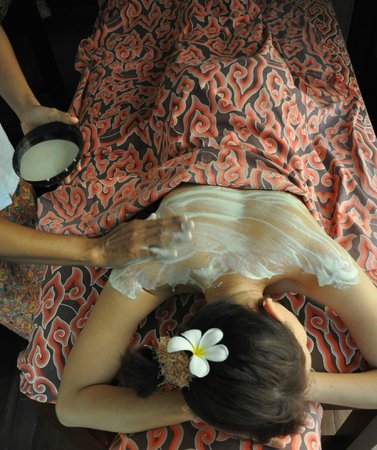 Bali Pavilions: Royal Lulur treatment