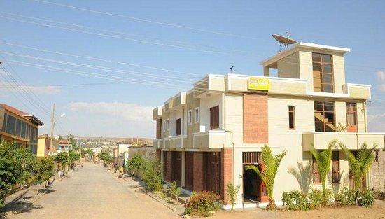 Adigrat, Ethiopie: Hohoma Hotel