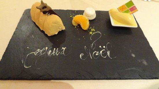L'Arc en Ciel : Le dessert