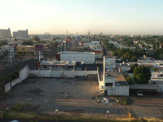 Fiesta Inn Ciudad Obregon: Vista de día Cd Obregón
