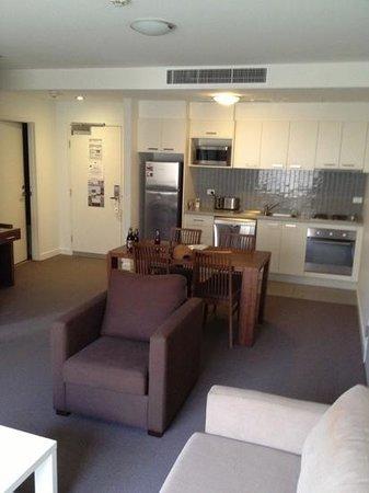 Quest Albury : 1 bed apartment