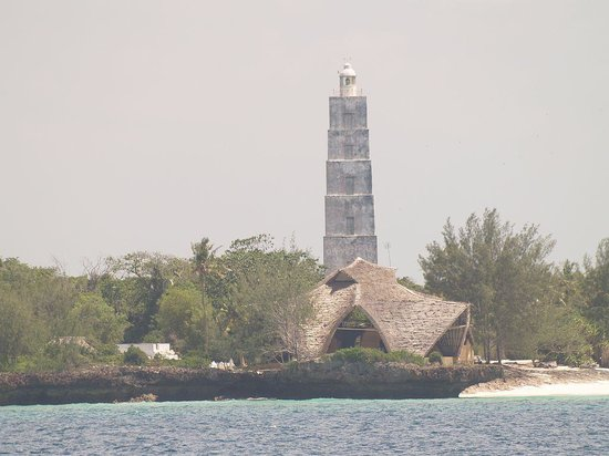 Chumbe Island Coral Park: Chumbe Island Lighthouse