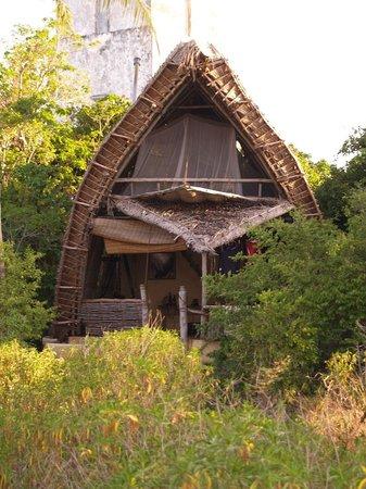 Chumbe Island Coral Park: Chumbe Island Lodge
