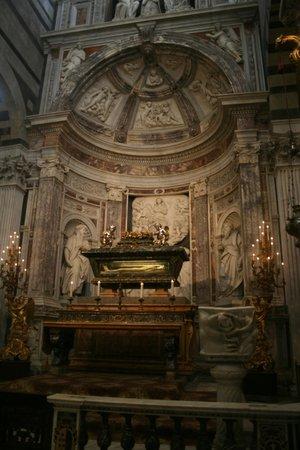 Piazza dei Miracoli inside