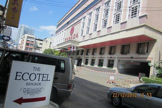 曼谷意可特酒店照片