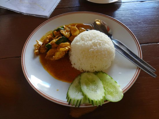 Kopitiam by Wilai: Penang curry chicken - Excellent