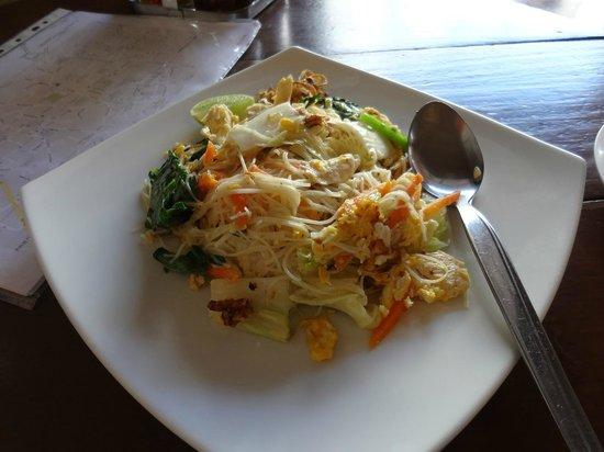 โกปี้เตี่ยม By วิไล: Fry thin rice noodle - Excellent