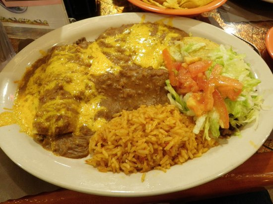 Henry's: Mexican Dinner