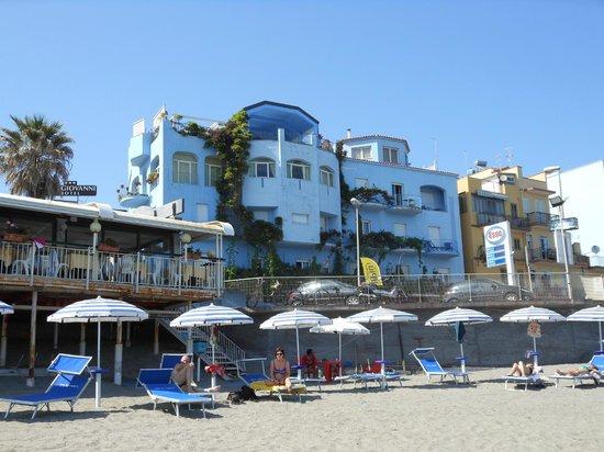 هوتل بالاديو: l'hotel dalla spiaggia 