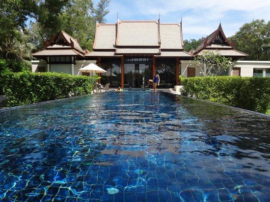 Banyan Tree Phuket: double pool double room villa