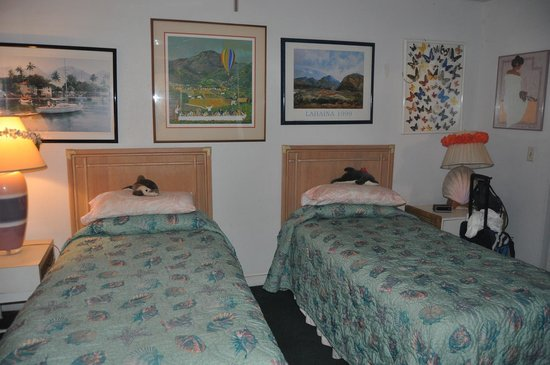 Makai Inn: La chambre du bungalow n°4
