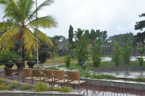 The Zuri Kumarakom: outdoors at hotel 