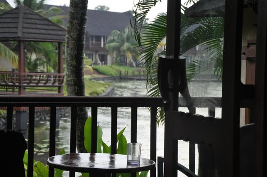 The Zuri Kumarakom: view from room
