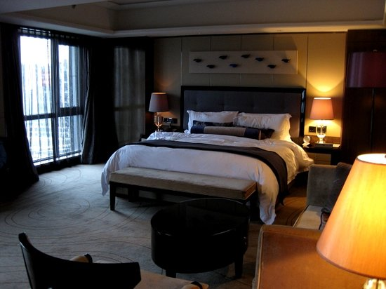 Pullman Shanghai Jing An: Executive Suite - King Size Bed