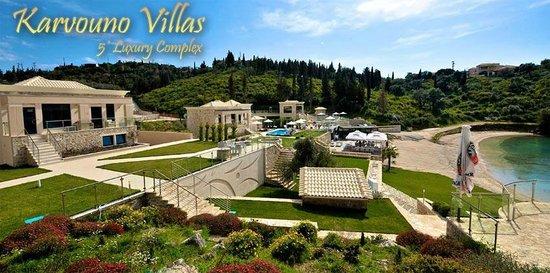 Karvouno Villas