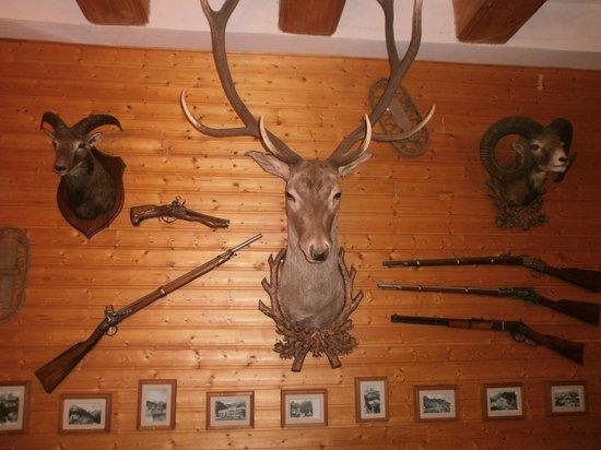 Mountain Hotel Bilikova chata: Interior of restaurant