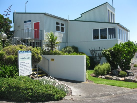 New Plymouth, New Zealand: Visitor Centre Picture