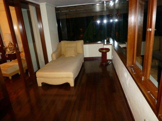 Ramada Bintang Bali Resort: Balcony