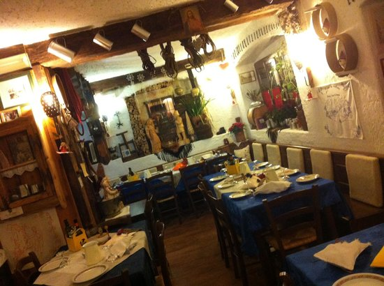 Siror, Italy: La sala