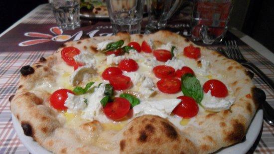Osteria Pizzeria Margherita: Pachini e bufala
