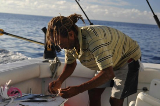 Challenge Deep Sea Fishing & Coastal Cruises : Danny the Deck Hand