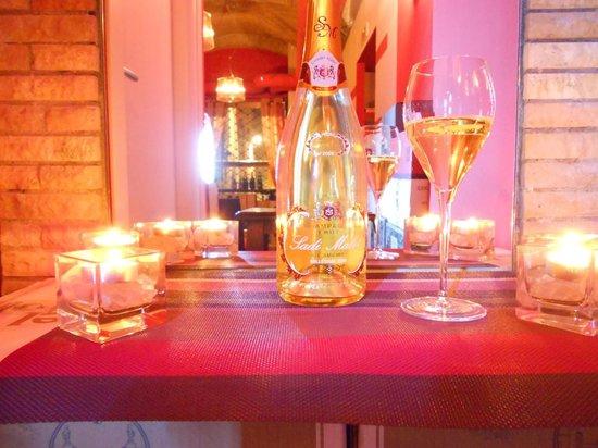 Enoteca Piacere Divino: Champagne