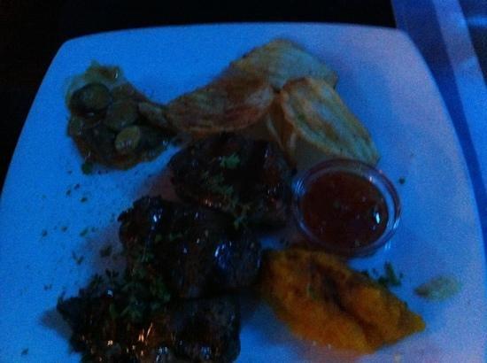 JJ's Restaurant: kudu und co.