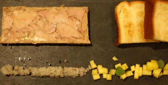 La Ferme du Vert : 'Le Foie Gras'