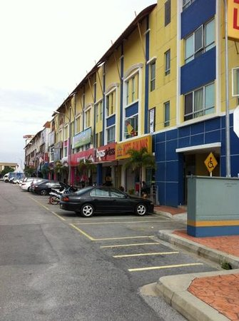 Sun Inns Kuala Selangor: exterior