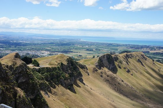 Napier, New Zealand: From Te Mata Peak