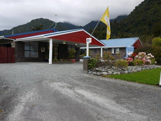 The Terrace Motel: Terrace Motel, Franz Josef