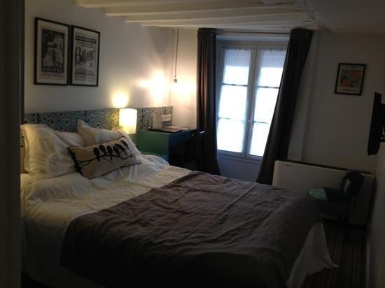 Sevres Saint Germain Hotel: room 44