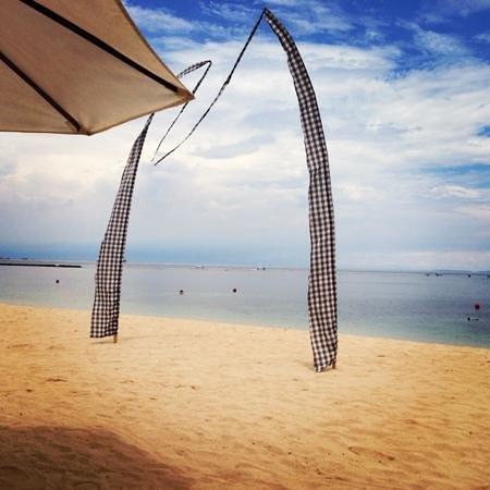 Nusa Dua Beach Hotel & Spa: Nusa Dua Beach Hotel 2012