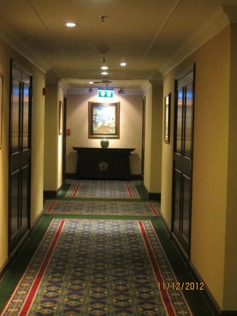 The Sukosol: hallway