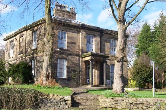 New Mills, UK: High Lea Hall