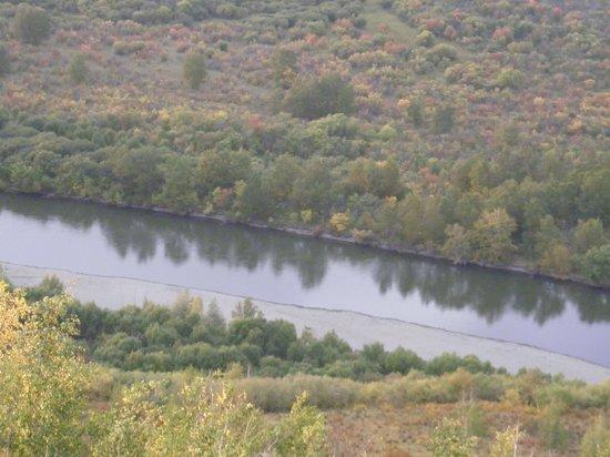 Genhe Wetland: the Eerguna river that splinters into the wetlands
