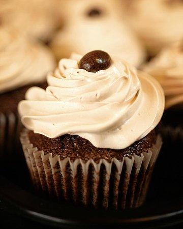 Alotta Brownies: Moka Cupcakes