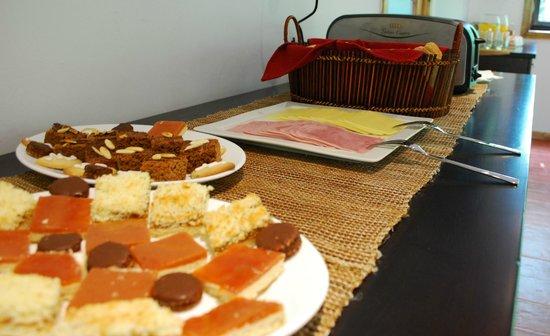 La Posada del Valle Las Trancas: Desayuno Buffet