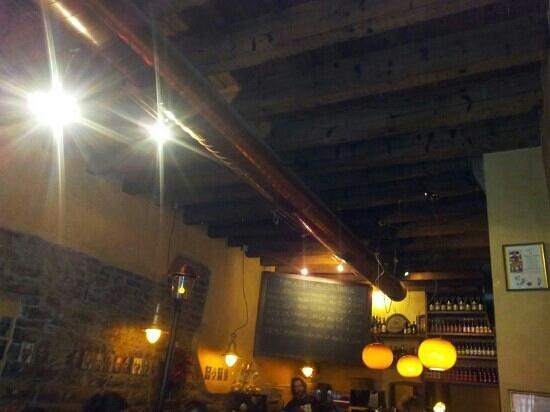 Osteria della Birra : inside