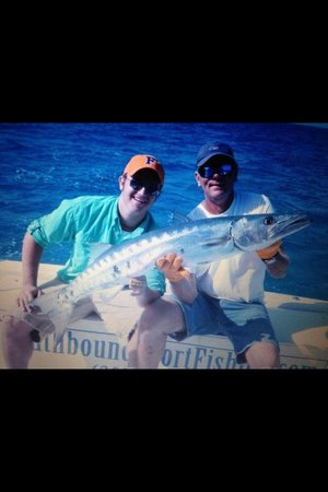 Southbound Charters: Barracuda